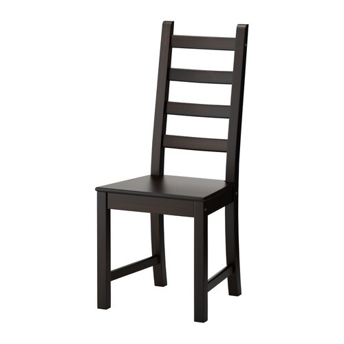 KAUSTBY Chair IKEA Solid pine; a natural material that ages beautifully.