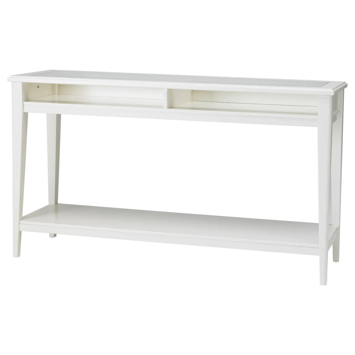 Image Result For Slim White Console Table