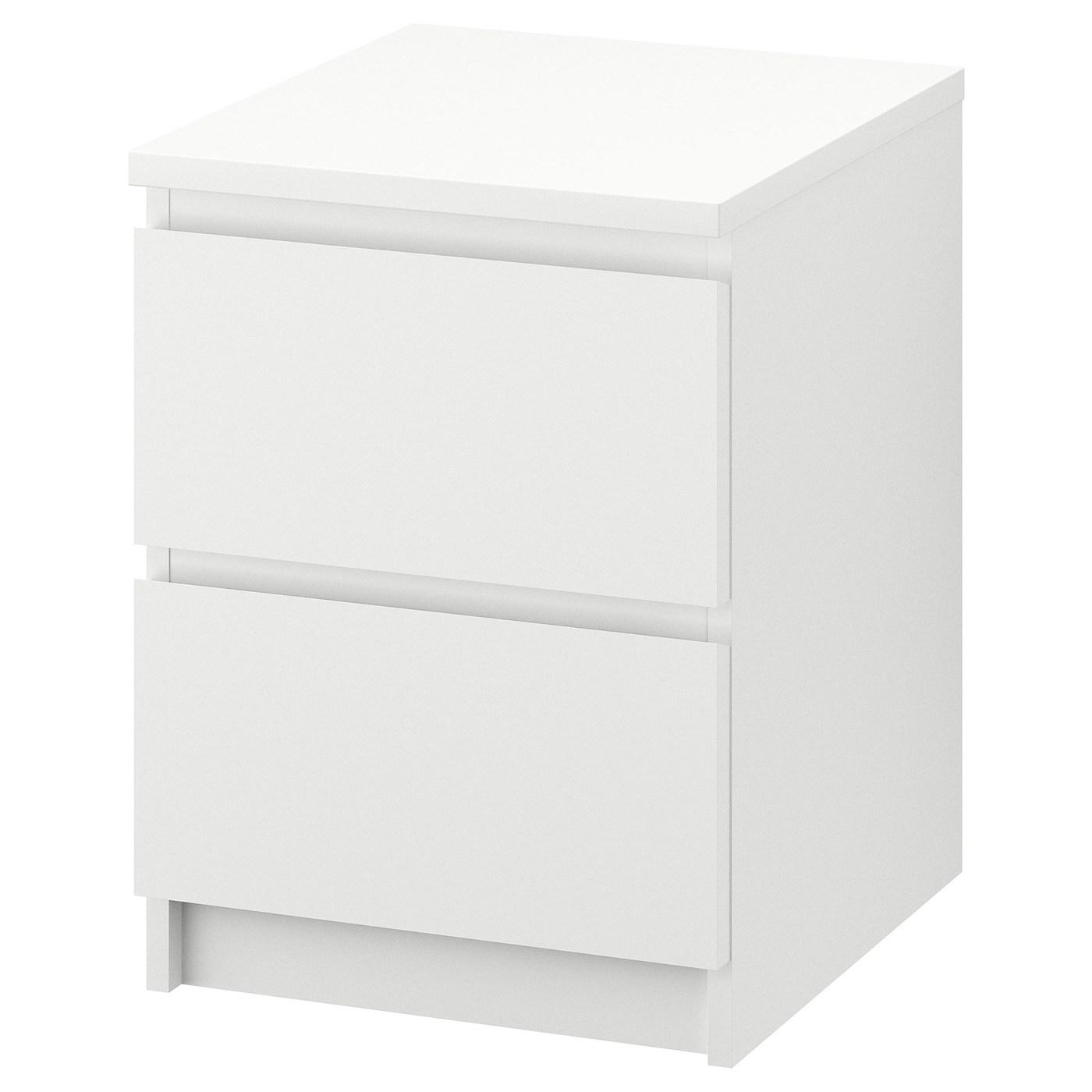 Short White Chest Drawers