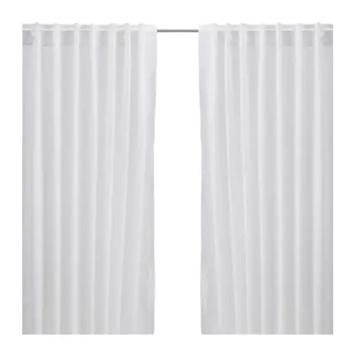 Ikea hearthavenhome for Ikea cafe curtains