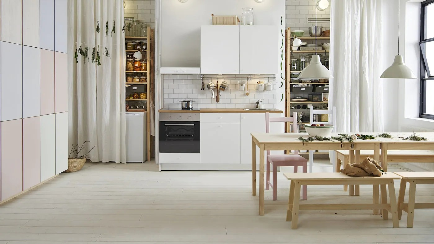 Calandrelli alfredo mobile base forno da 60 cm, di colore bianco con le seguenti misure: Cucine E Mobili Per Cucina Ikea It