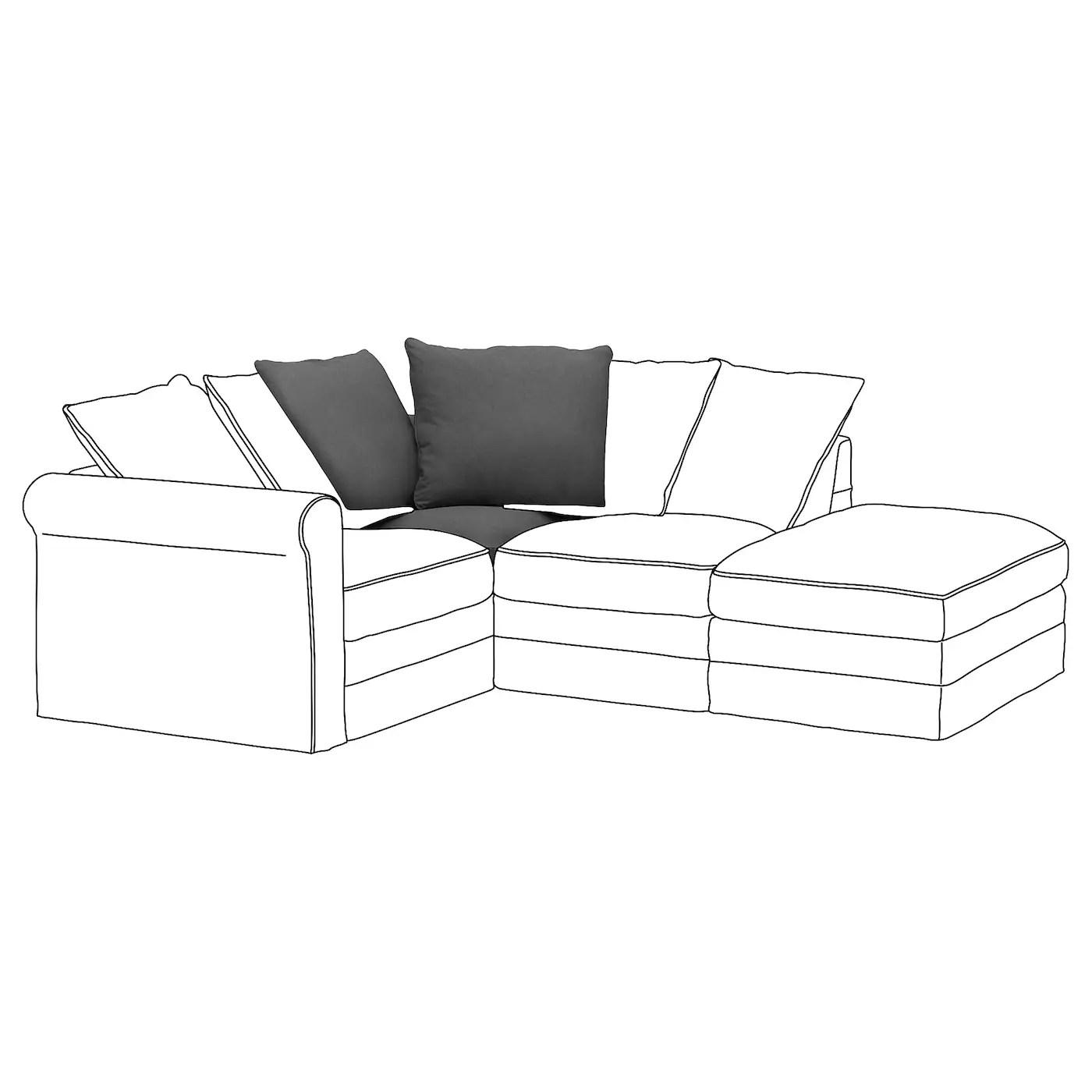 Modular Amp Sectional Sofas
