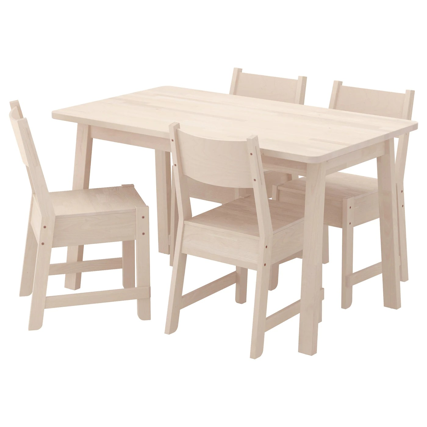 Table And Chairs Ikea