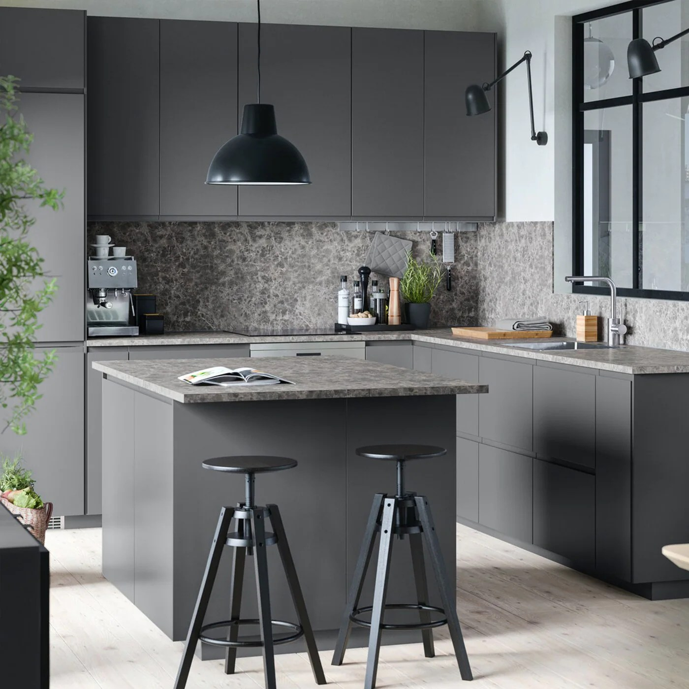 Fitted Kitchen Kitchen Ideas And Inspiration Ikea