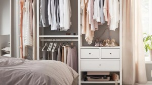 Your Open Wardrobe, Made Easy And Elegant IKEA