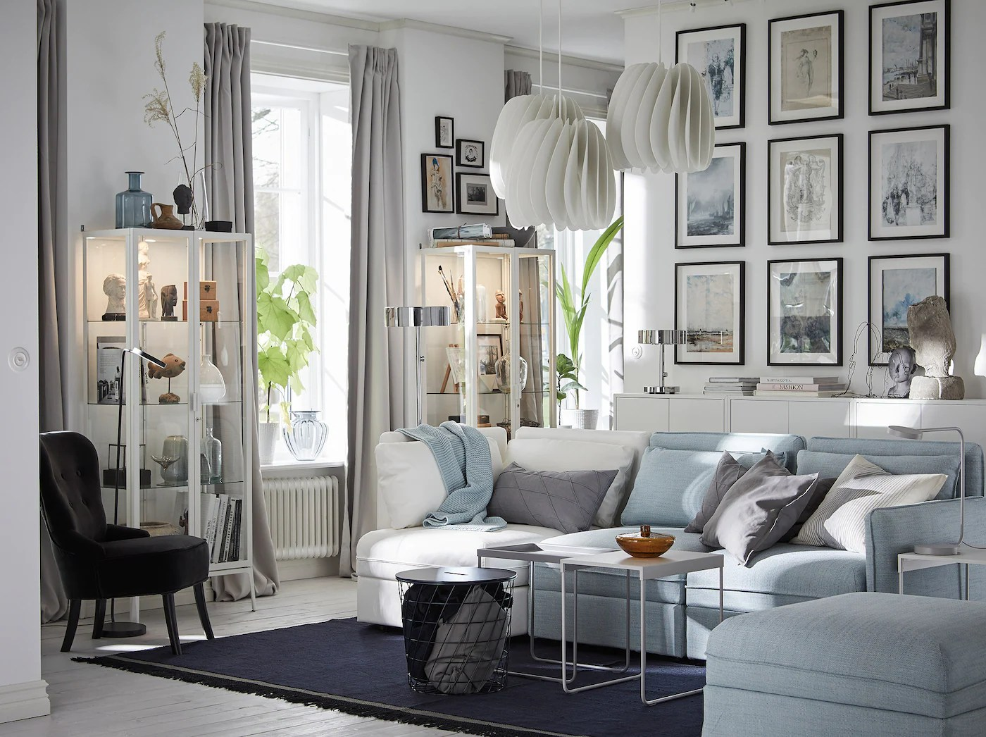 Living Room Inspiration Ikea