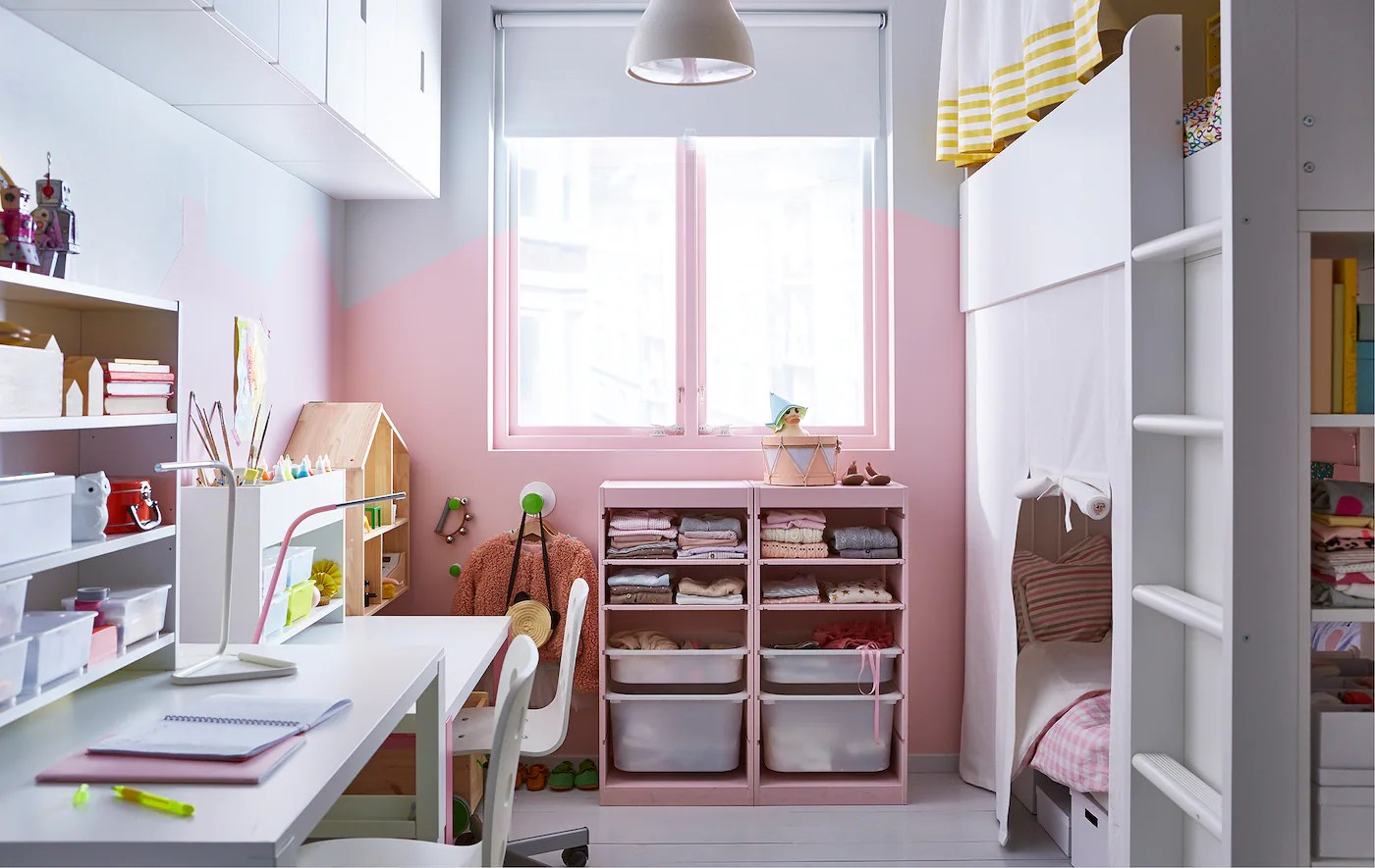 Square Metre Challenge Part 4 Shared Kids Room Ikea