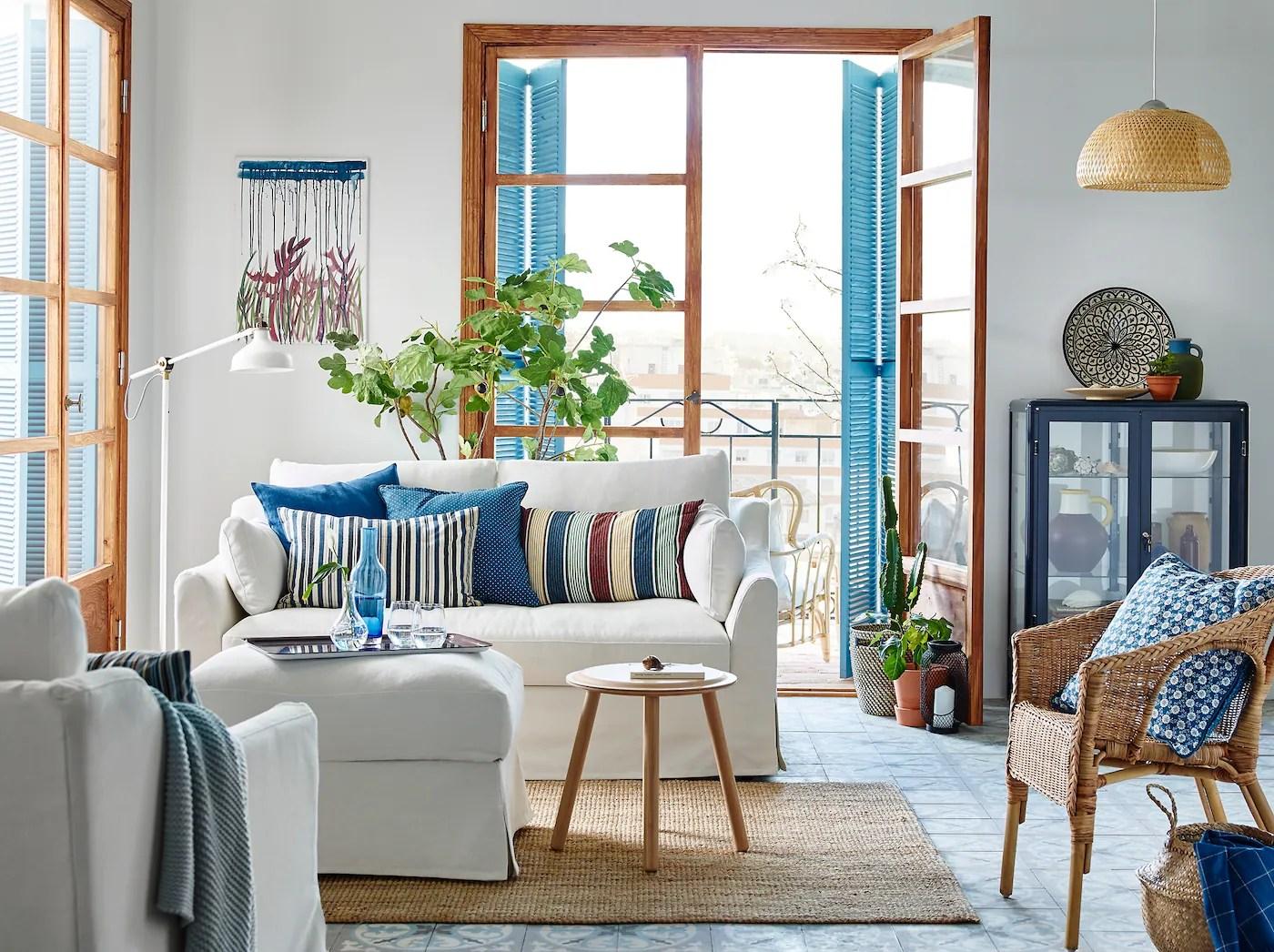 Living Room Design Ideas Gallery - IKEA