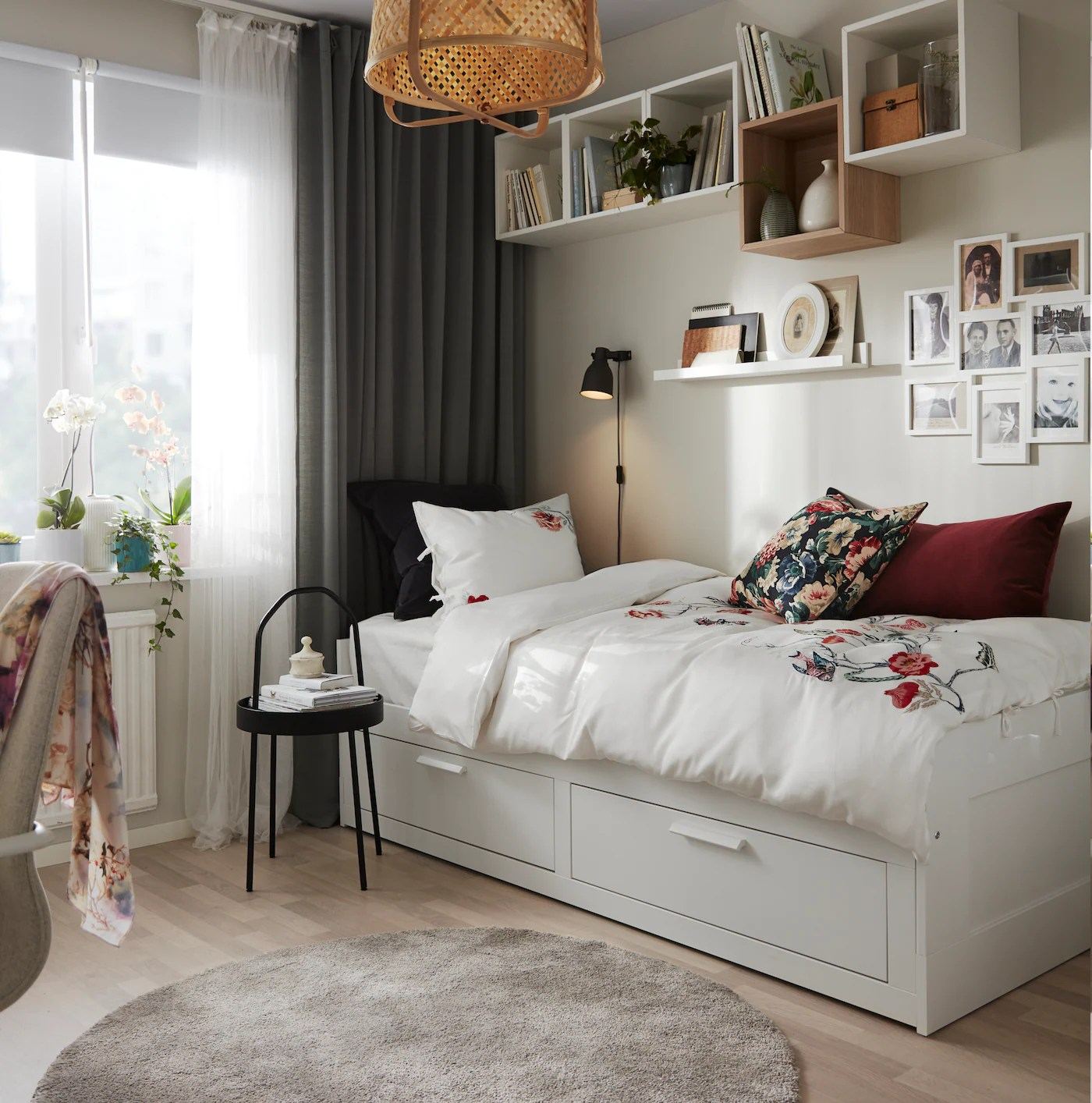 Make The Most Of Storage In Small Spaces Ikea Ca