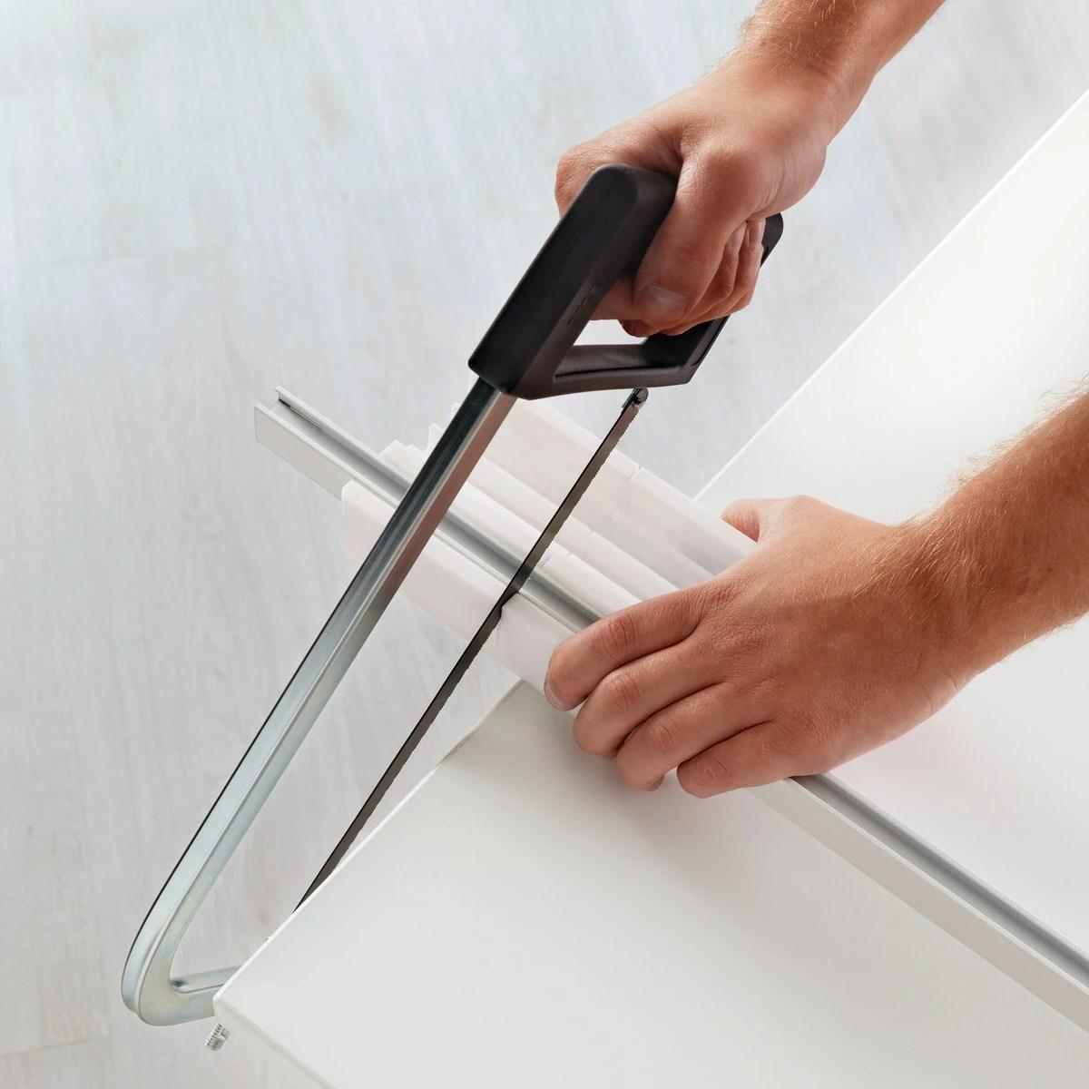 La sua lunghezza deve essere tale da comprendere, da un lato della. Binari E Sistemi Per Tende Vigda Ikea Svizzera