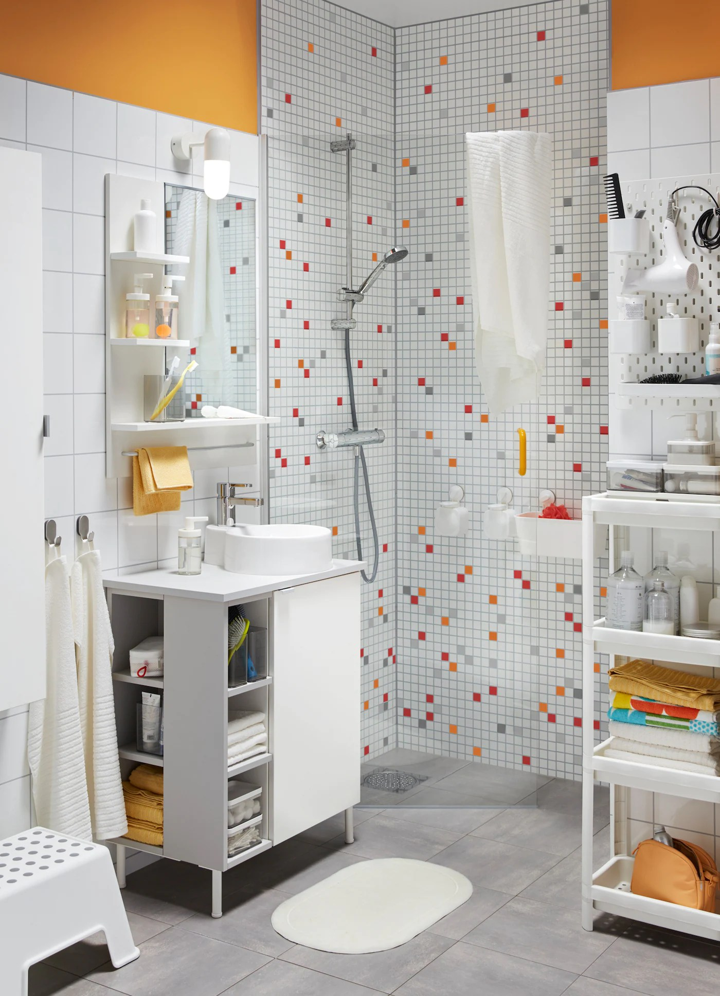 A Bathroom For Children And Guests Too Ikea