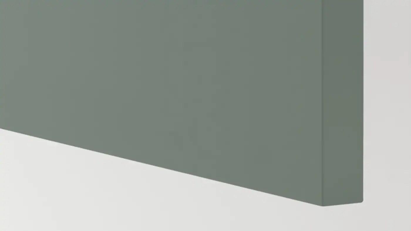 cuisines metod finition bodarp vert ikea