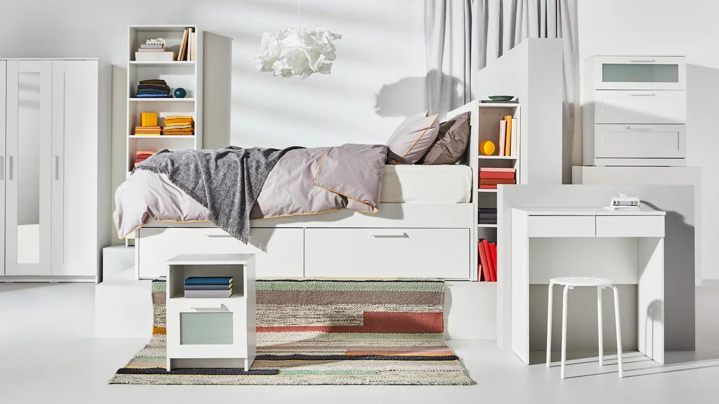 Letti sospesi di design foto design mag. Camere Da Letto Per Ogni Esigenza Di Stile E Budget Ikea It