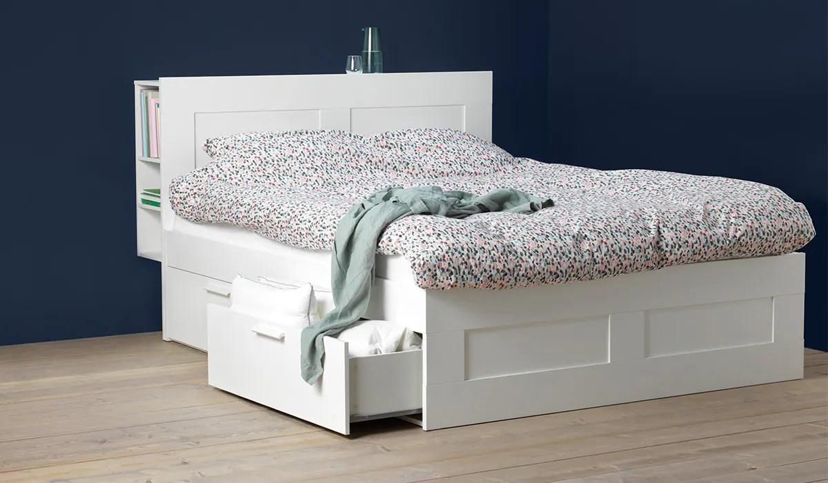 La ditta ikea produce letti matrimoniali con una larghezza di 140, 160 e 180 cm, e le singole. Serie Per Le Camere Da Letto Ikea Ikea Svizzera