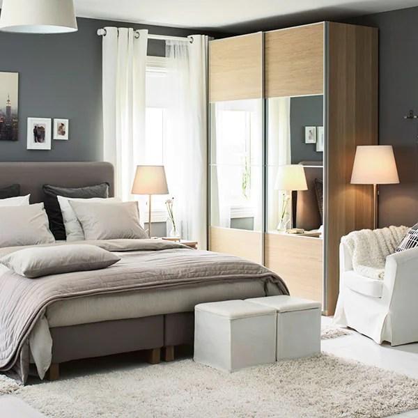 La camera da letto ikea si può sviluppare in modo creativo, scegliendo tra le innumerevoli soluzioni di letti, mobili, accessori proposti. Lo Stile Della Camera Da Letto E Le Idee Per L Arredamento Di Ikea Ikea Svizzera