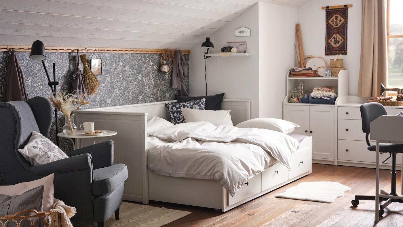 Non c'è niente da fare: Una Galleria Di Idee Per La Tua Camera Da Letto Ikea It