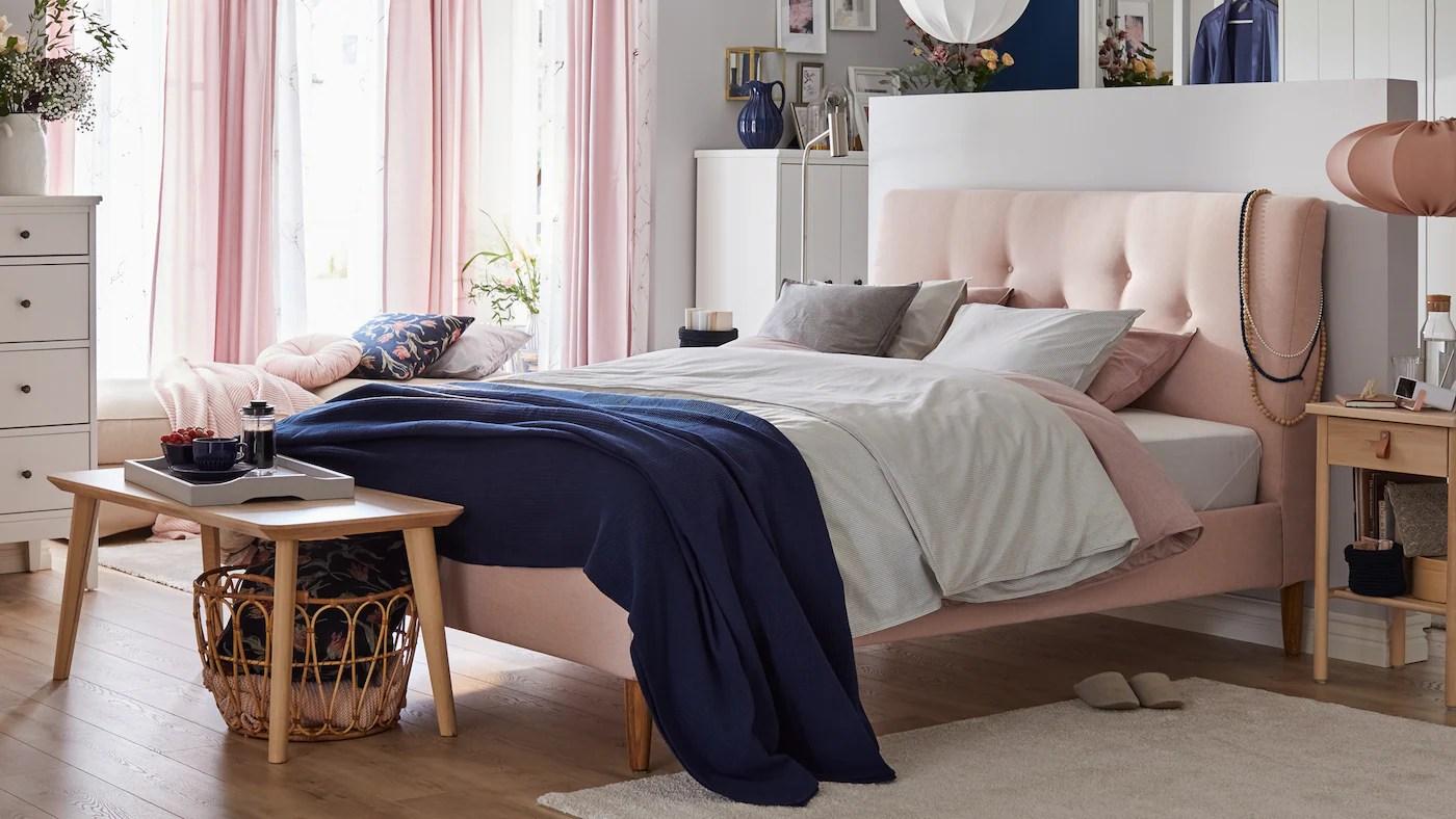 Visualizza altre idee su camere, progetto di appartamento, idee armadio camera da letto. Una Galleria Di Idee Per La Tua Camera Da Letto Ikea It