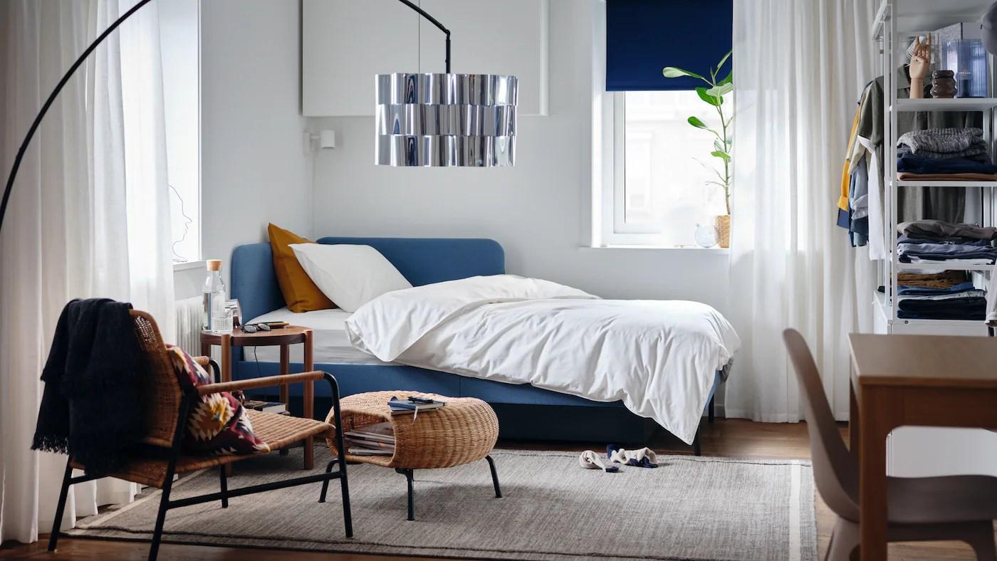 Visualizza altre idee su camera da letto piccola, camera da letto, camerette. Una Galleria Di Idee Per La Tua Camera Da Letto Ikea It