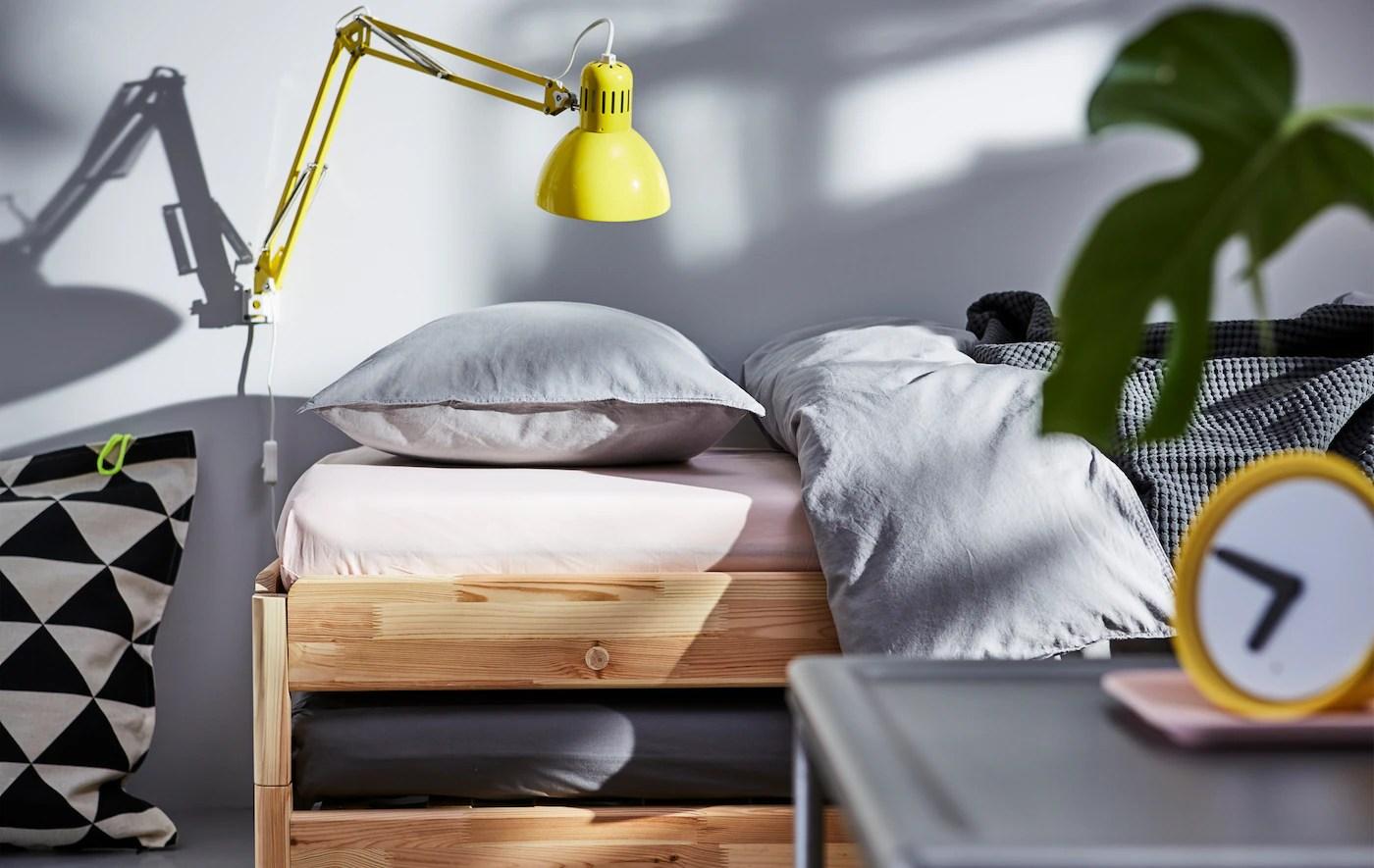 Arredare Una Camera Da Letto Piccola Ma Flessibile Ikea