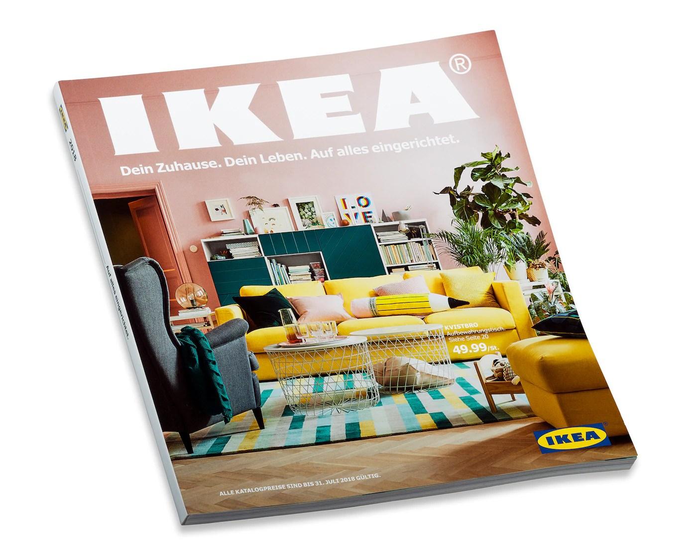 Ikea Katalog Pressebilder Titelbild Mehr Ikea