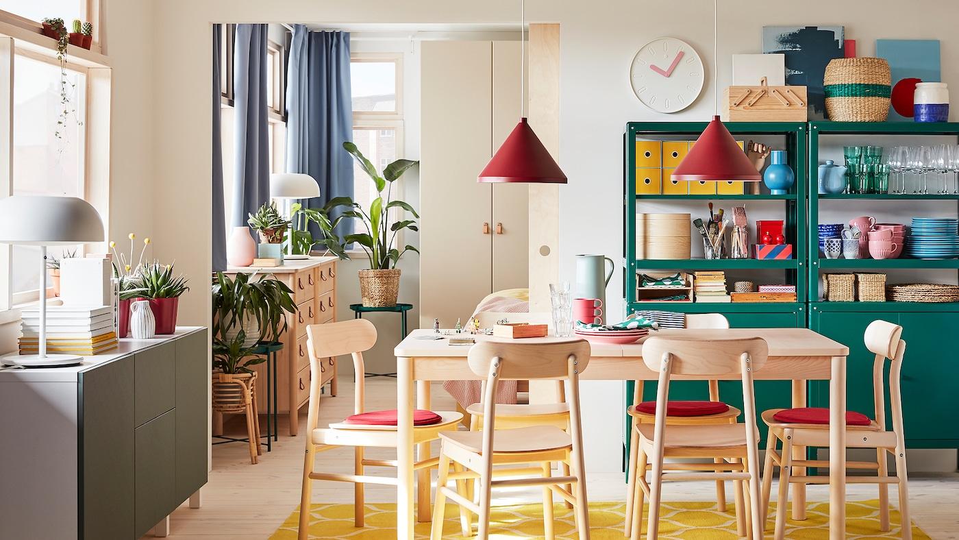 friendly dining room ikea