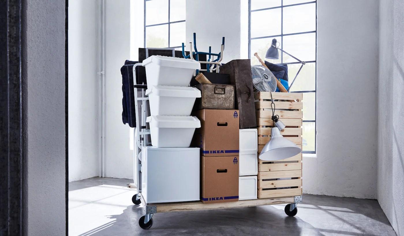 Guide De Demenagement Conseils Et Listes De Controle Ikea Suisse