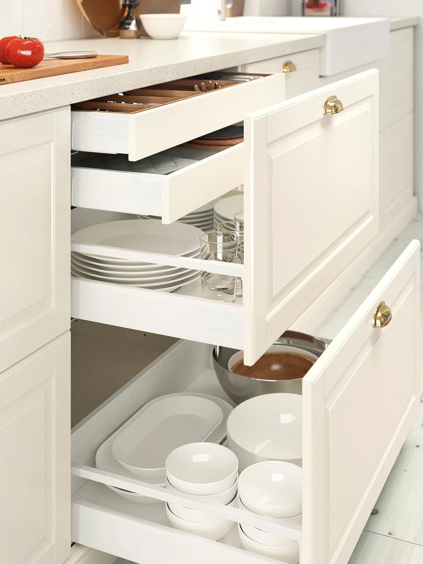 In questo articolo abbiamo selezionato 15 mobili ikea da poter integrare in una. Cucina Bodbyn Bianco Sporco Fascino Senza Tempo Ikea It