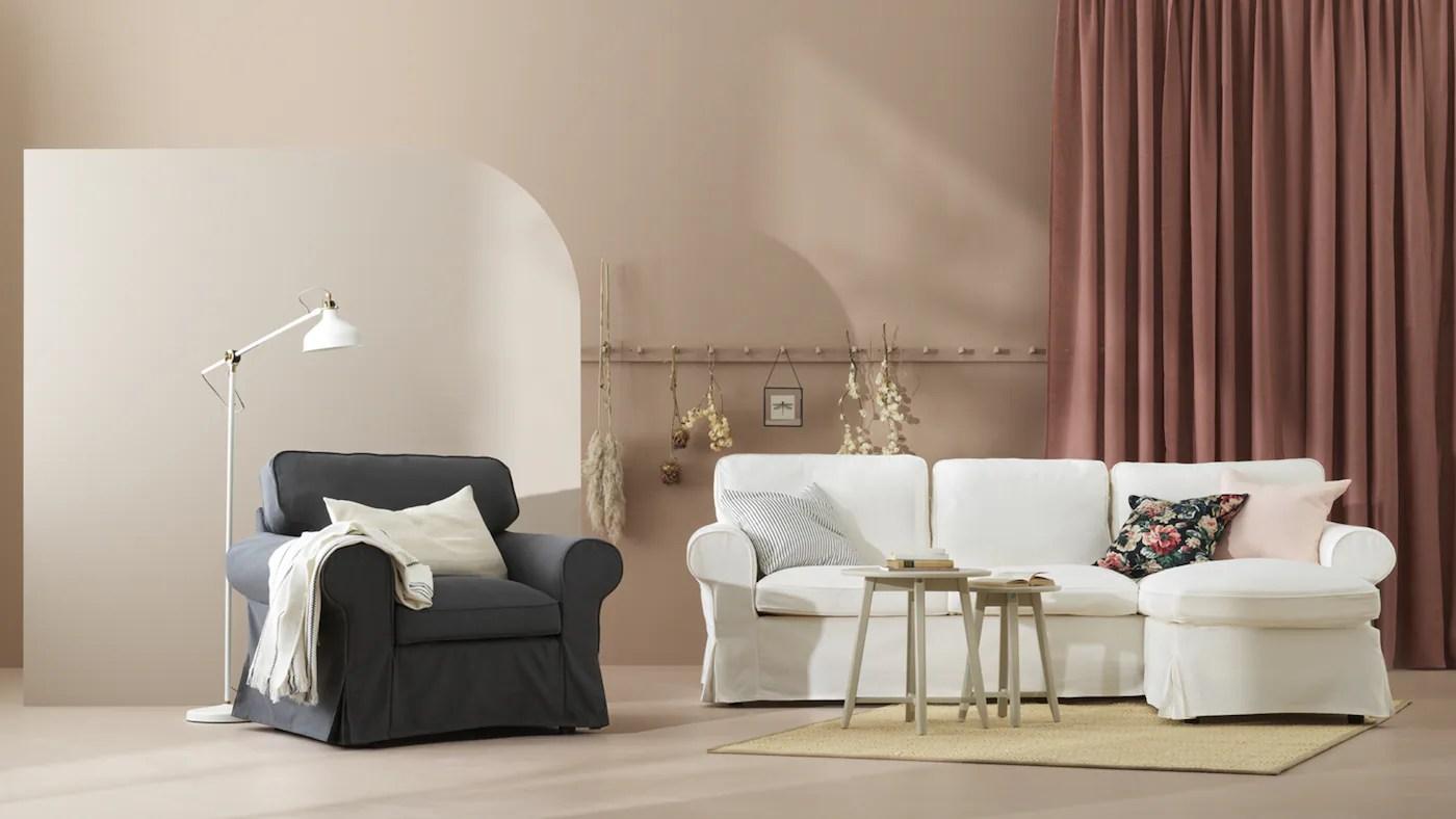 Soggiorno firmato ikea mobili bianchi. Un Soggiorno Versatile Per Tutta La Famiglia Ikea It