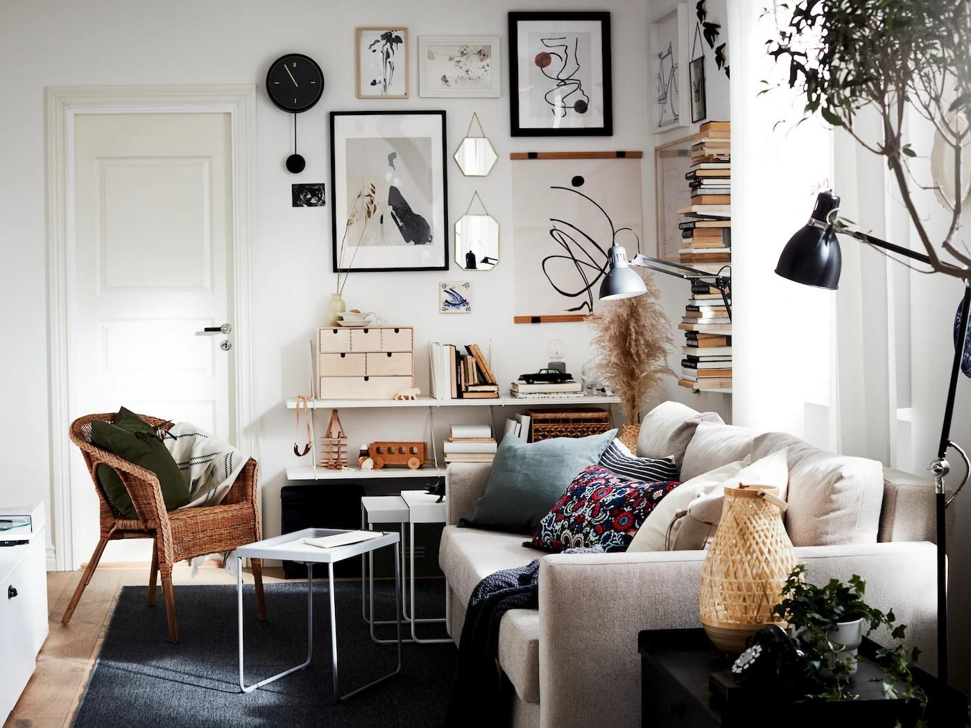 Vardagsrumsforvaring Ikea