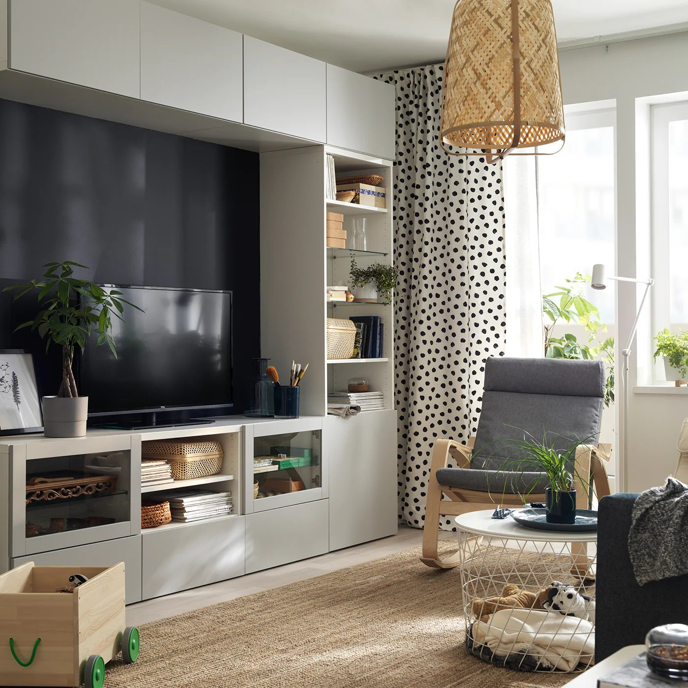meubles multimedias et meubles tele