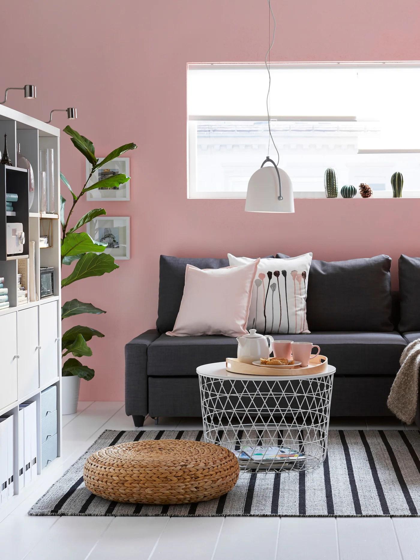Con i nostri mobili per il soggiorno è ancora più semplice. Un Soggiorno Versatile Per Tutta La Famiglia Ikea It