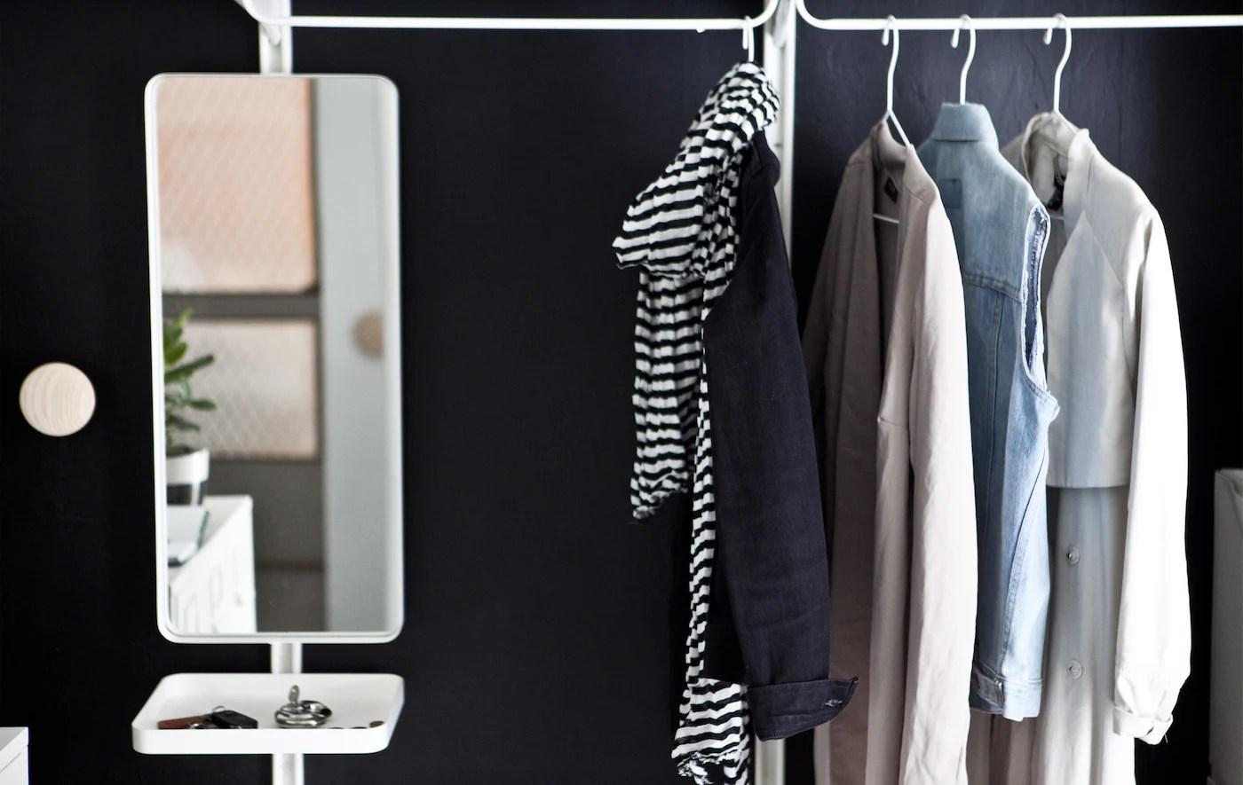 Inspiration Til At Indrette En Entre For Hele Familien Ikea Ikea