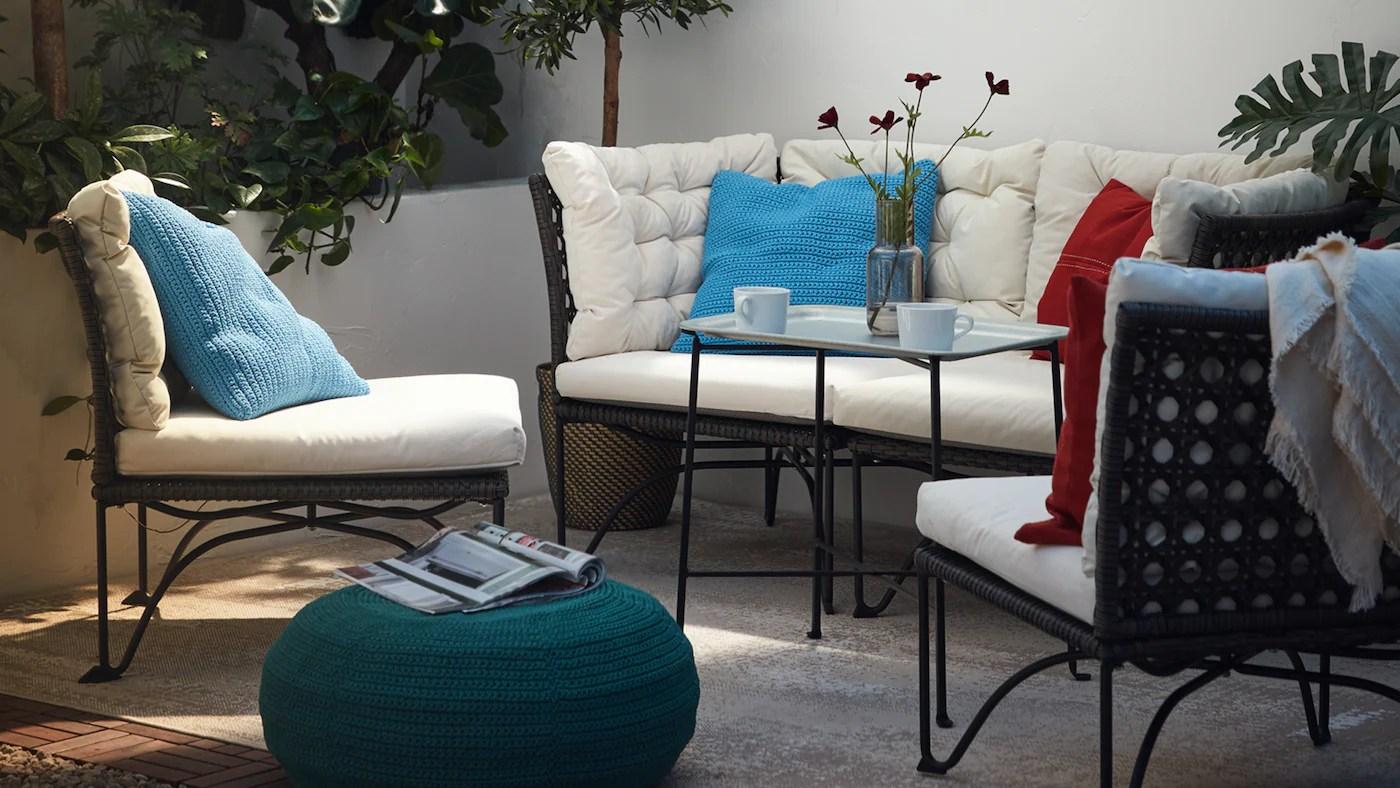 ✓ homelook.it è una grande piattaforma per interior design in italia che facilita la ricerca dei mobili,. Mobili Per Esterno Balcone E Giardino Ikea It