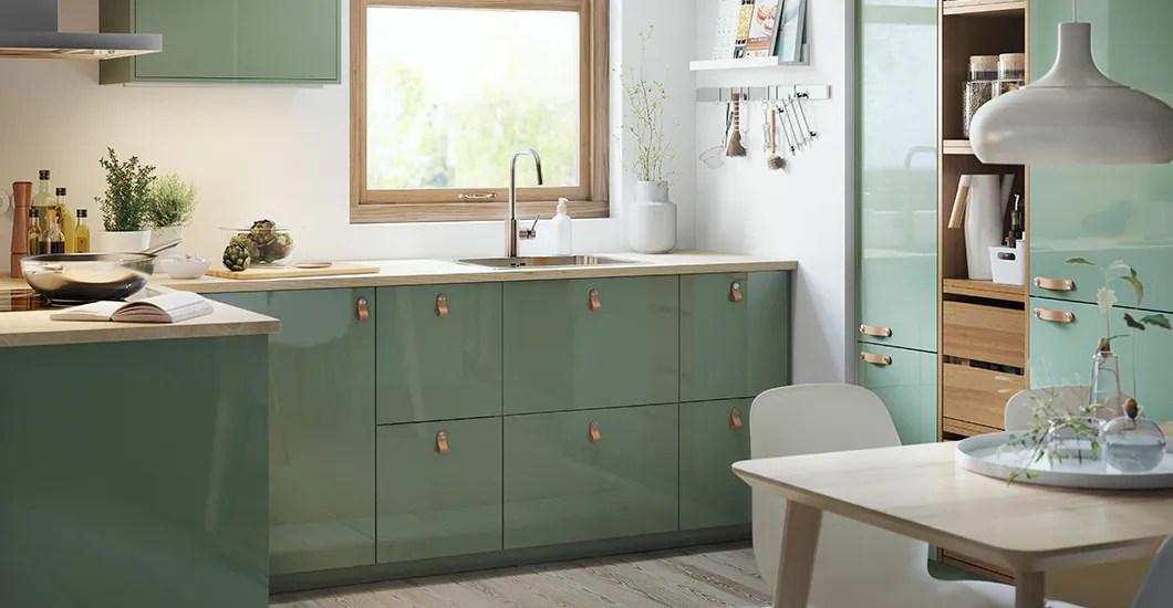 Kleine Kuche Oberschrnke Ikea   Inspiration Küche für Ihr ...