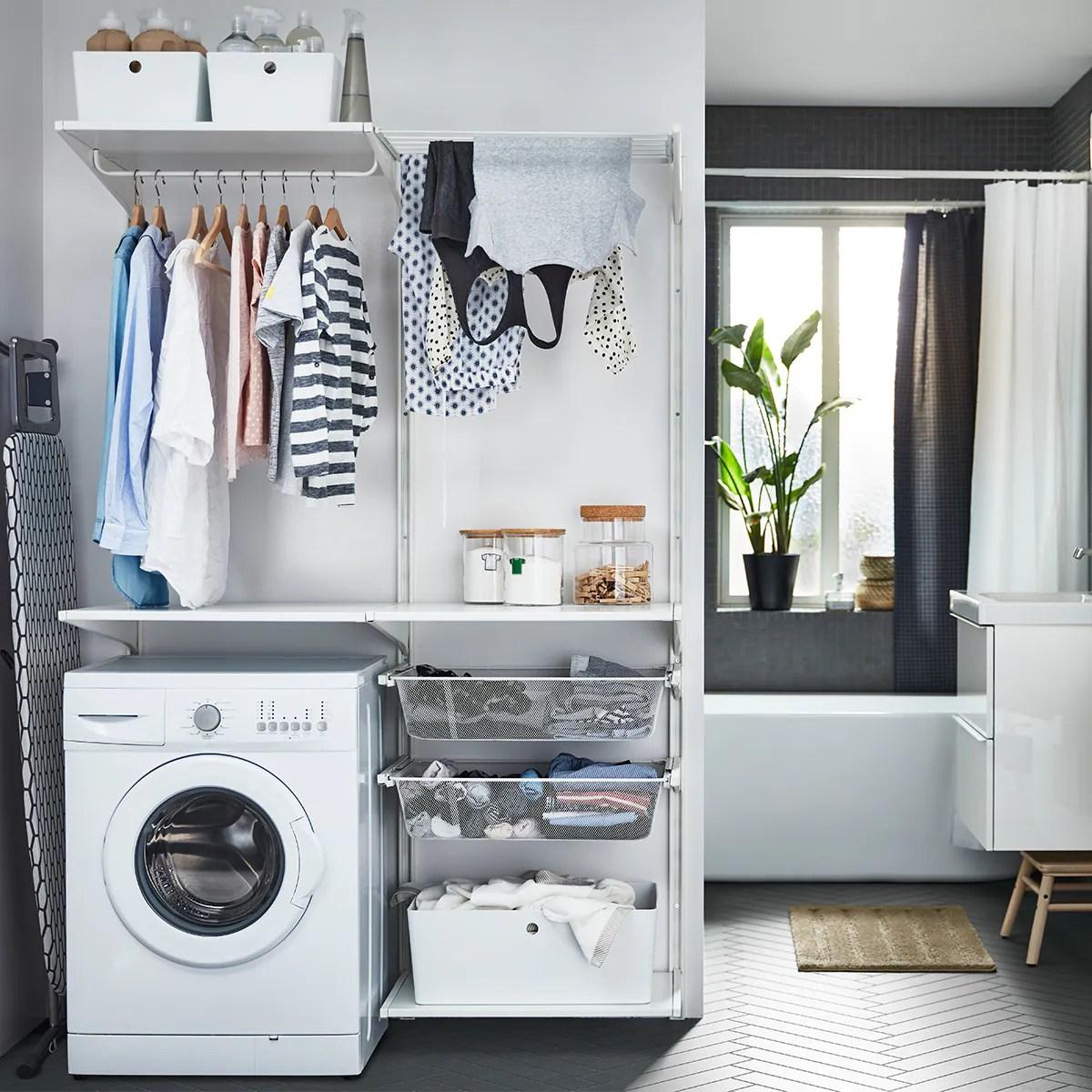 Inspiration Buanderie Ikea Suisse