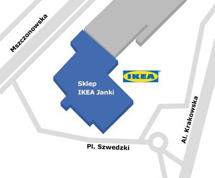 Sklep Warszawa Janki Ikea