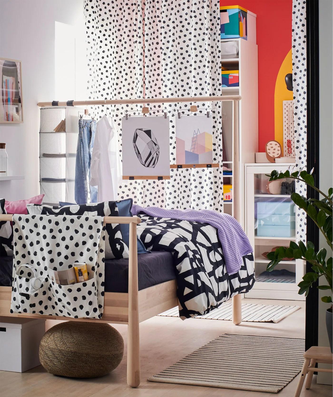 Colori, mobili e giochi per un ambiente fresco, sicuro e confortevole. Crea Una Cabina Armadio In Camera Da Letto Ikea Svizzera