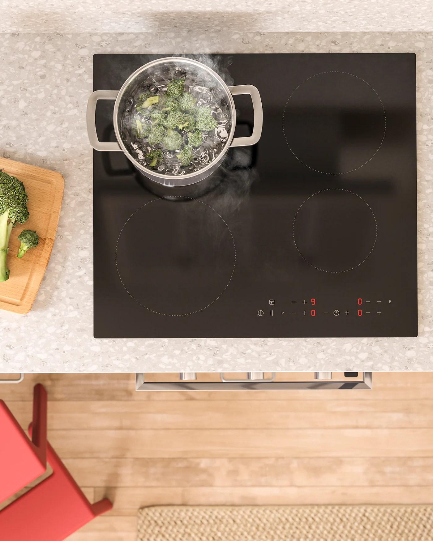 Una Cucina Dallanimo Green Ikea