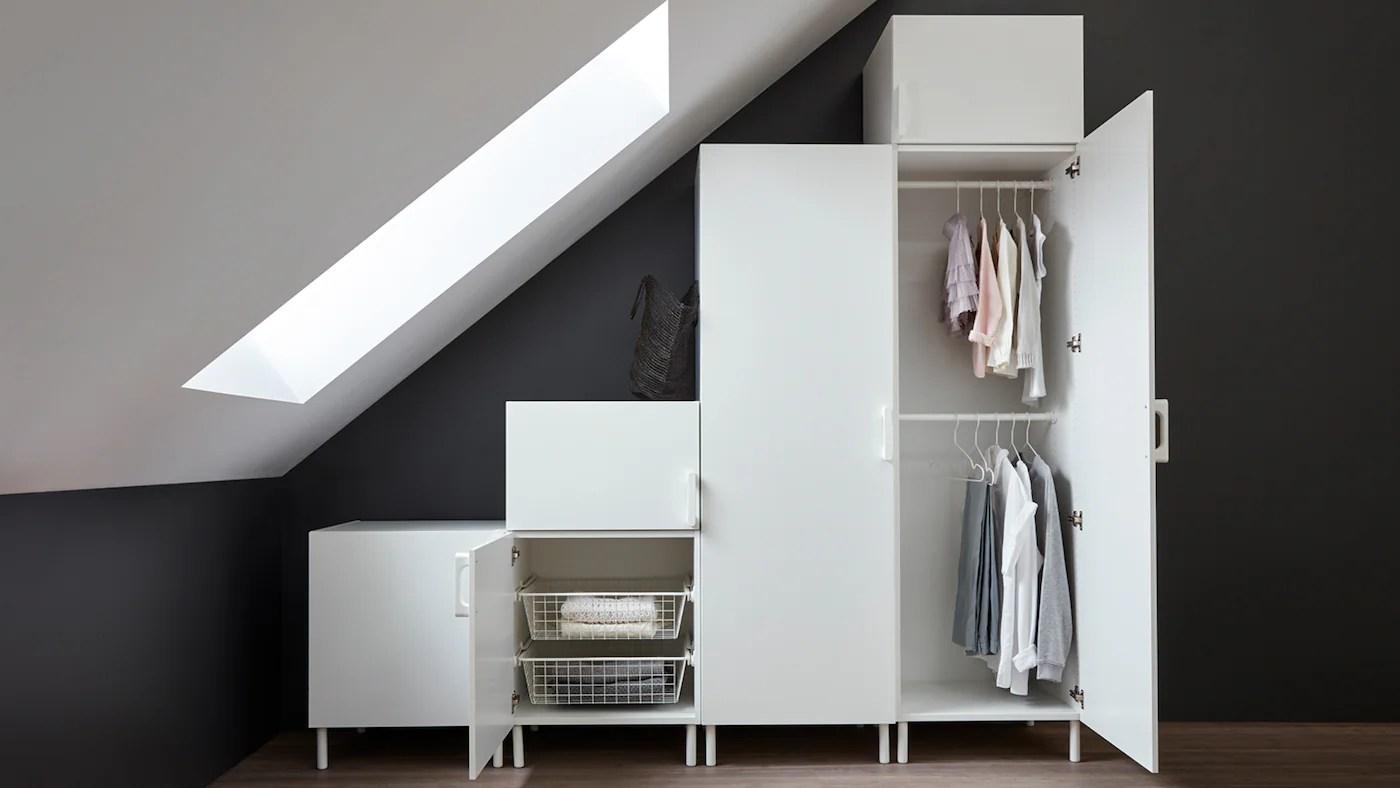 Il letto, ovviamente, è sempre il punto focale, ma lo spazio è progettato per vivere insieme. Camere Da Letto Per Ogni Esigenza Di Stile E Budget Ikea It