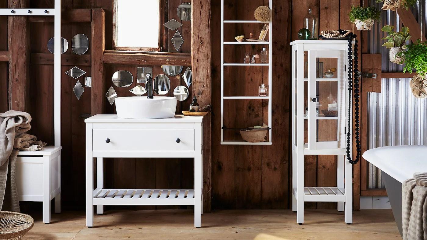 Une Galerie D Idees Pour La Salle De Bain Ikea