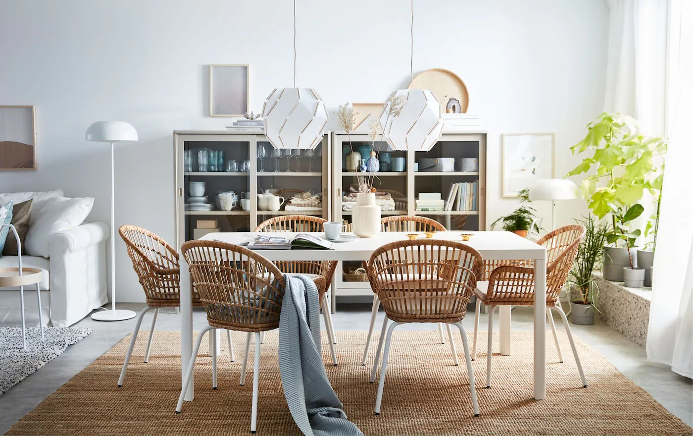 Une Salle à Manger à Votre Image Ikea