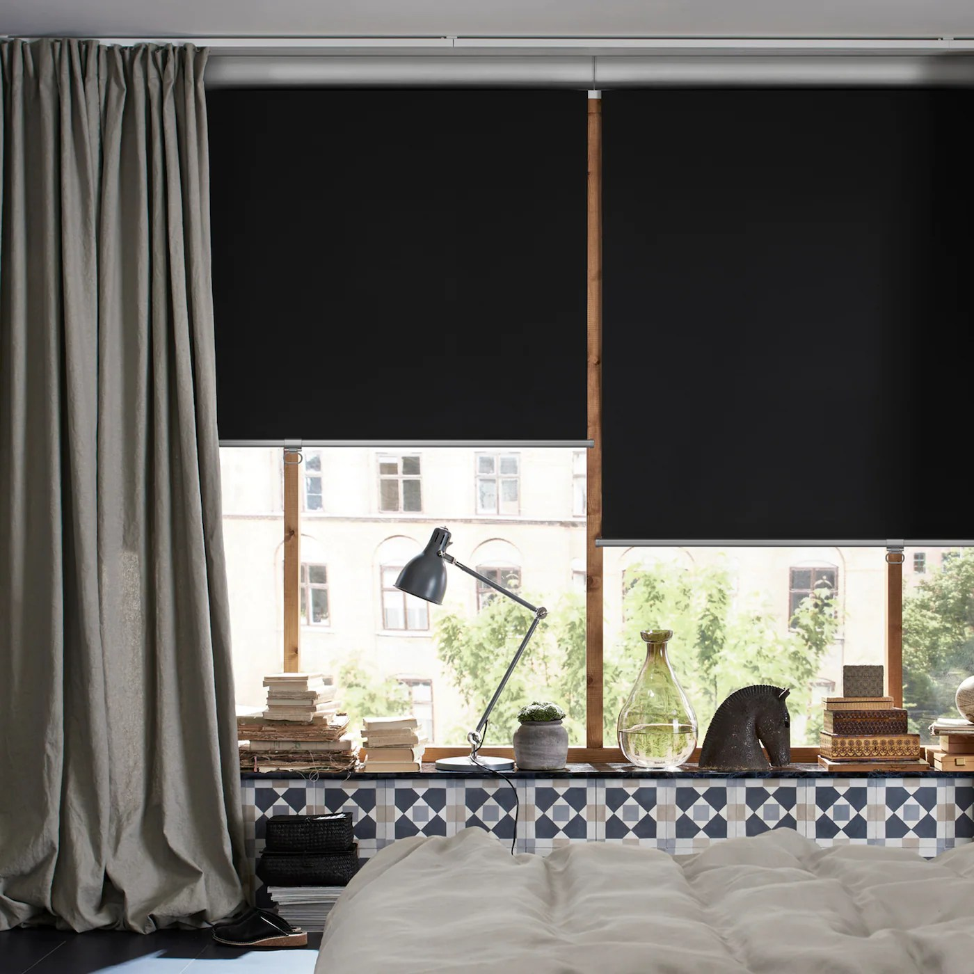 window treatment ikea