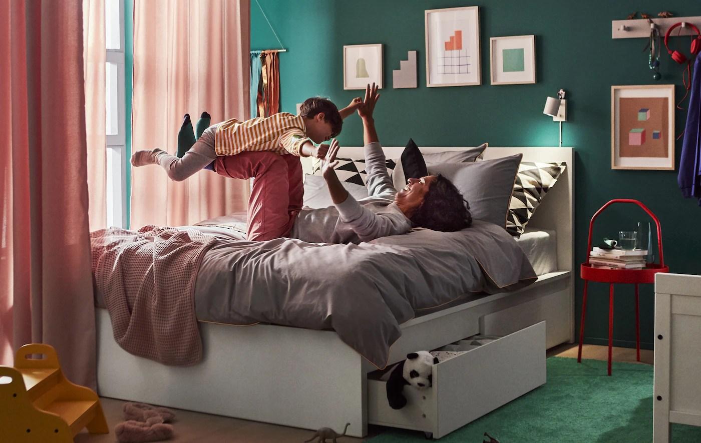 Aménagement Dun Appartement Pour Une Famille De Cinq Ikea