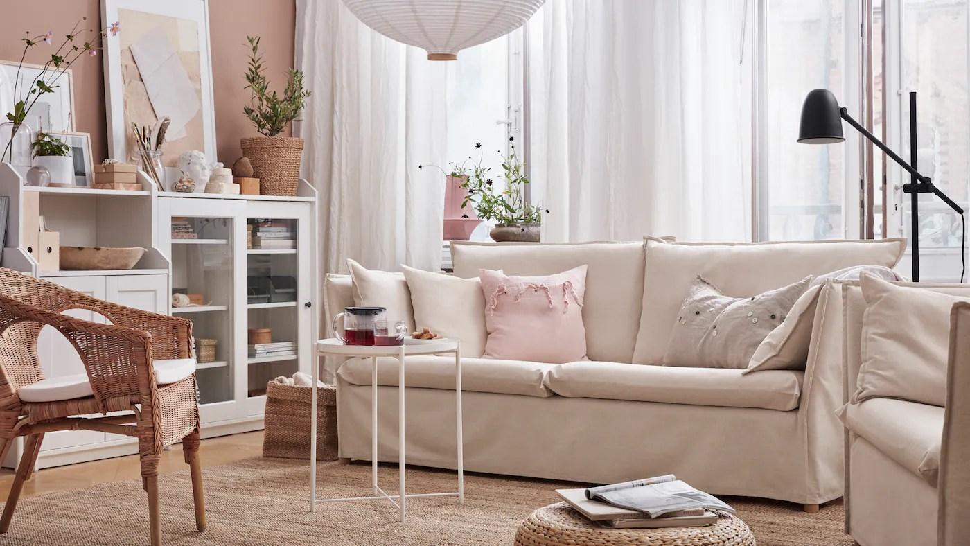 Librerie componibili per il soggiorno: Galleria Di Idee E Ispirazioni Per Il Soggiorno Ikea It