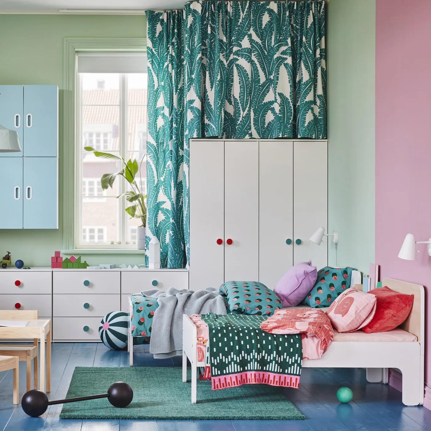 Potete trovare prodotti simili su mobili camere ragazzi che sia in ikea che su internet potete trovare, il tempo che avete è il migliore. Idee Per Arredare La Cameretta Ikea Svizzera