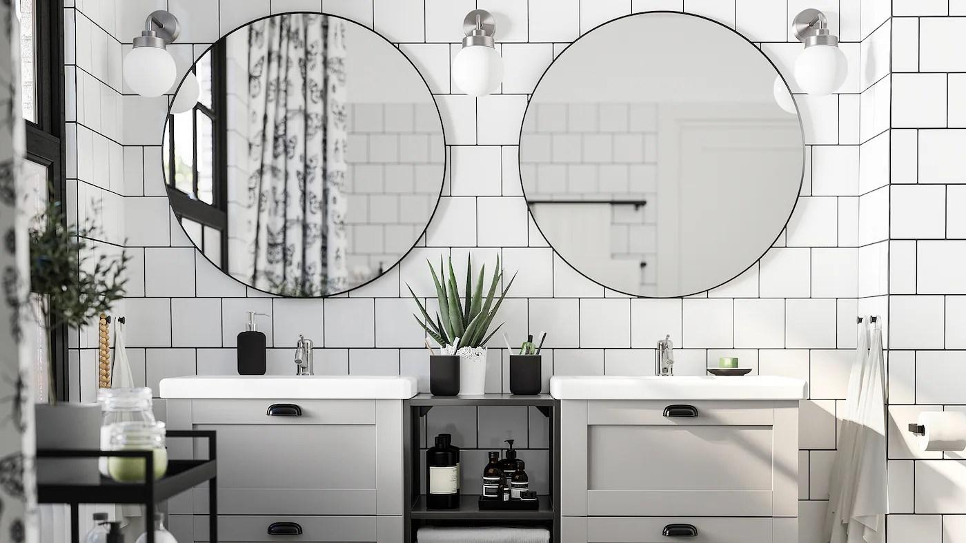 inspiration pour la salle de bain ikea