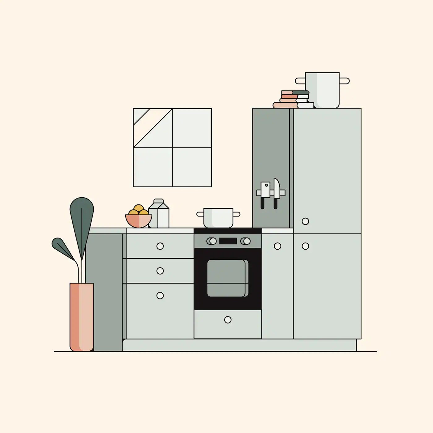 Trova una vasta selezione di mobili e pensili bianchi ikea per la casa a prezzi. Mobili Per Cucina Ed Elettrodomestici Ikea It
