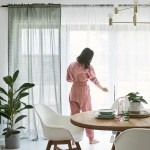 Wohnzimmer Gardinen Ideen Fur Frischen Wind Ikea Deutschland
