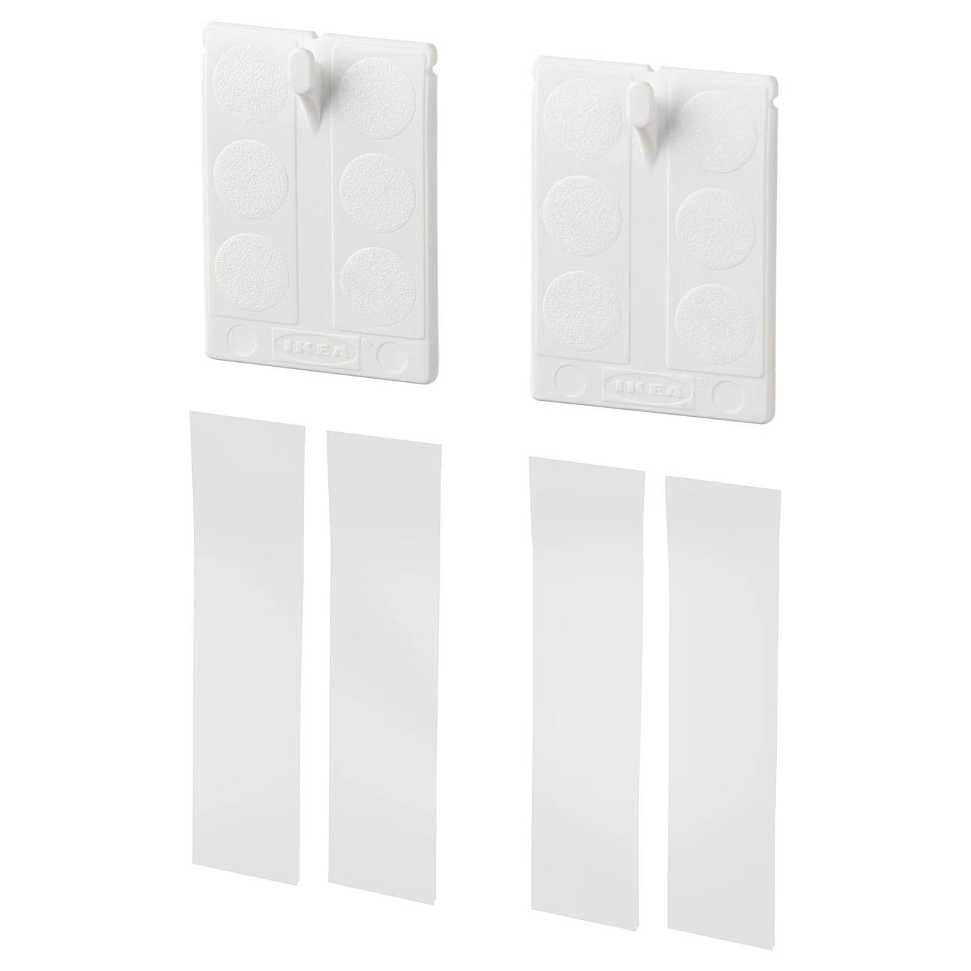 Adesivi esclusivi per mobili | luxil design® rivestimento. Alfta Gancio Adesivo Per Struttura Bianco Ikea It