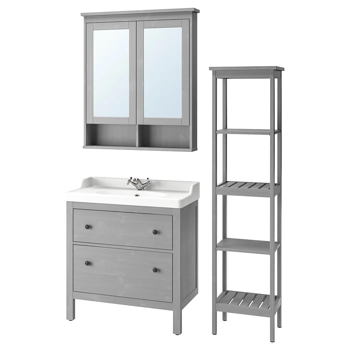 Quali sono i nuovi mobili e i nuovi accessori per il bagno ikea? Set Di Mobili Per Bagno Ikea It